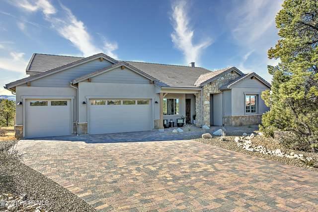 13914 N Signal Hill Road, Prescott, AZ 86305 (MLS #1038029) :: Conway Real Estate