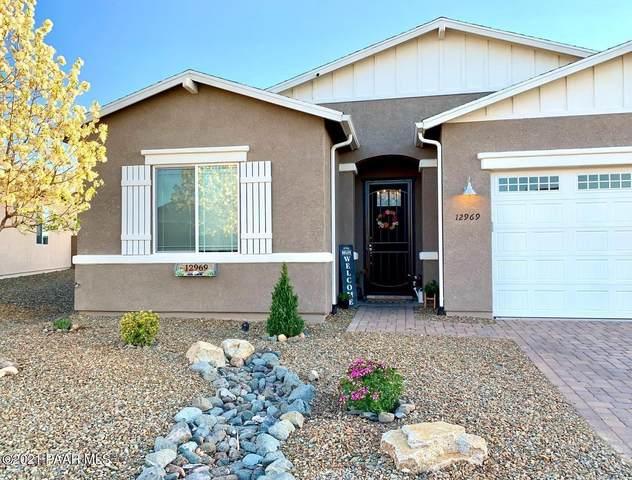 12969 E Gonzalez Street, Dewey-Humboldt, AZ 86327 (#1038053) :: Prescott Premier Homes | Coldwell Banker Global Luxury