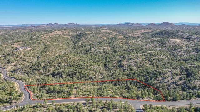 6700 W Almosta Ranch Road, Prescott, AZ 86305 (MLS #1038083) :: Conway Real Estate