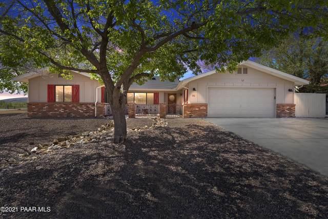 51 Perkins Drive, Prescott, AZ 86301 (#1038120) :: Shelly Watne