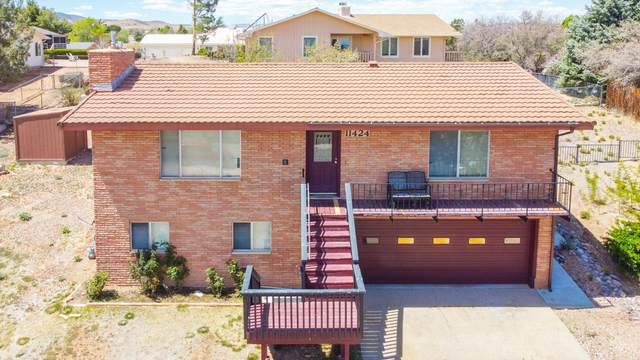 11424 E Concho Canyon, Dewey-Humboldt, AZ 86327 (#1038139) :: Shelly Watne