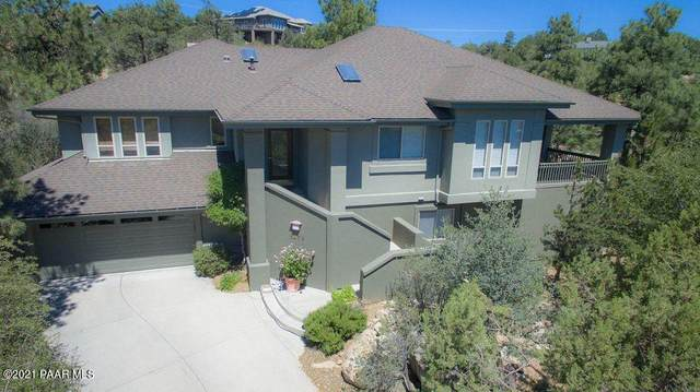 1476 Village Trail, Prescott, AZ 86303 (#1038152) :: Shelly Watne