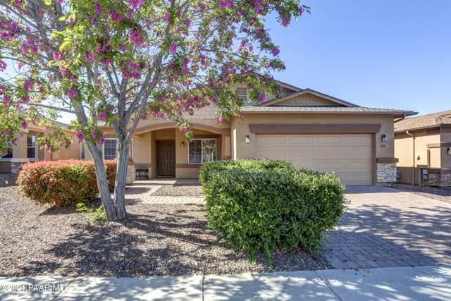 12913 E Santiago Street, Dewey-Humboldt, AZ 86327 (#1038197) :: Shelly Watne