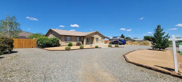 2968 N Valley View Drive, Prescott Valley, AZ 86314 (MLS #1038225) :: Conway Real Estate