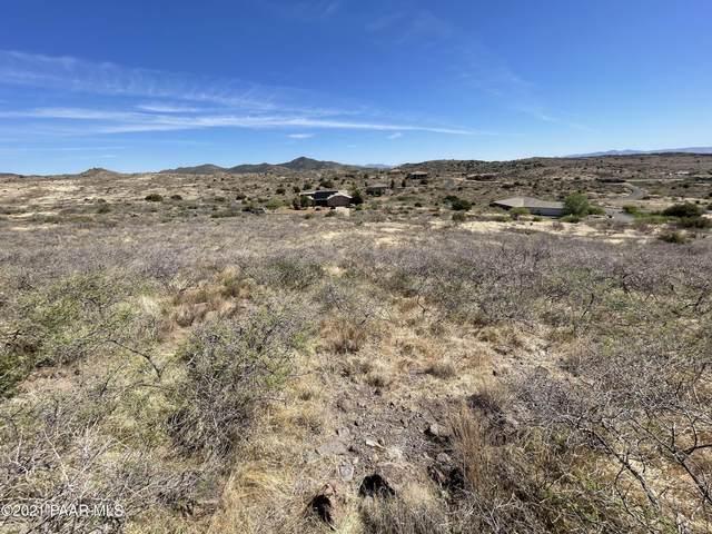 15345 E Upper Ridge Lane, Mayer, AZ 86333 (MLS #1038228) :: Conway Real Estate
