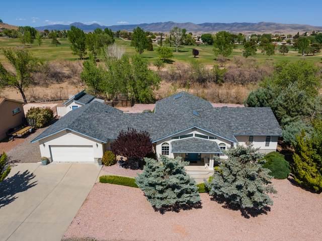 11286 E Turquoise Circle, Dewey-Humboldt, AZ 86327 (#1038299) :: Shelly Watne