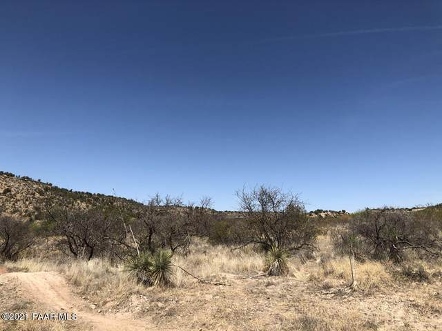 5995 N Bentley Drive, Rimrock, AZ 86335 (MLS #1038317) :: Conway Real Estate