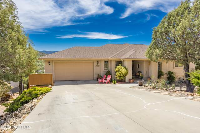 4835 Butterfly Drive, Prescott, AZ 86301 (MLS #1038318) :: Conway Real Estate