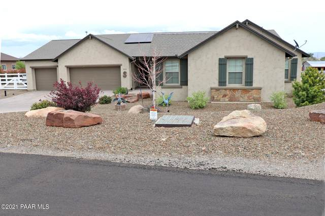 323 E Brent Drive, Chino Valley, AZ 86323 (MLS #1038319) :: Conway Real Estate