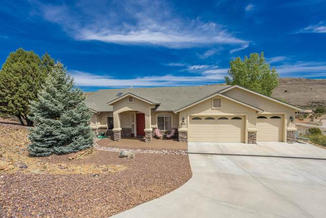1069 Grazer Lane, Prescott, AZ 86301 (MLS #1038320) :: Conway Real Estate