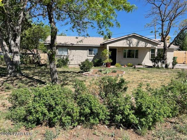 3503 Nicholet Trail, Prescott, AZ 86305 (MLS #1038325) :: Conway Real Estate