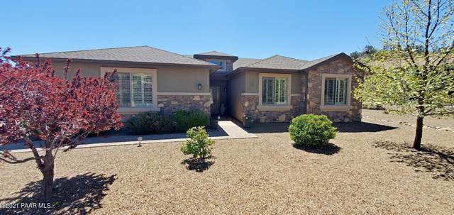 2201 Le Loup Drive, Prescott, AZ 86305 (MLS #1038327) :: Conway Real Estate
