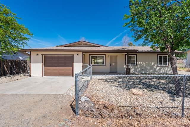 3553 N Castle Drive, Prescott Valley, AZ 86314 (#1038346) :: Shelly Watne