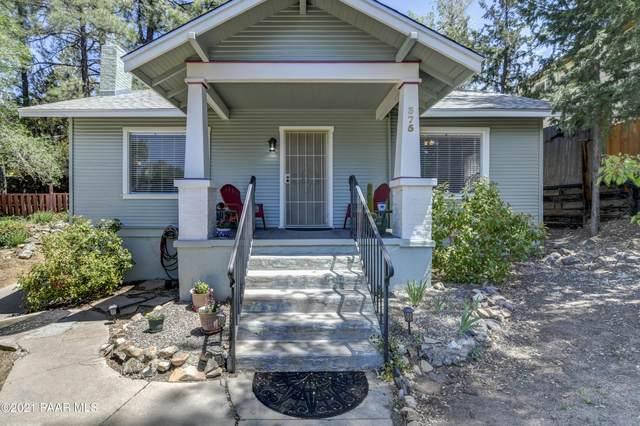 375 Park Avenue, Prescott, AZ 86303 (MLS #1038359) :: Conway Real Estate