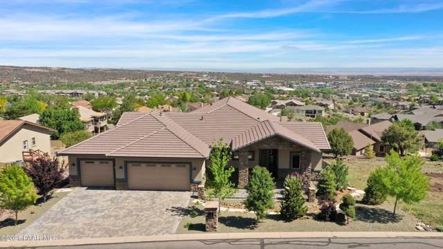 668 N Lakeview Drive, Prescott, AZ 86301 (MLS #1038368) :: Conway Real Estate