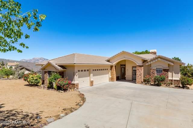866 Cameron Pass, Prescott, AZ 86301 (MLS #1038373) :: Conway Real Estate