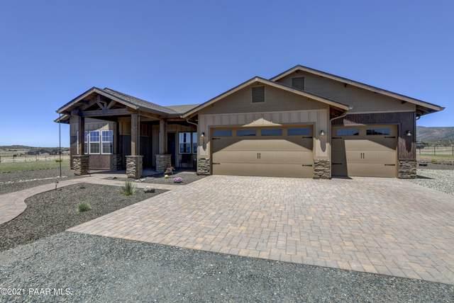 12850 E Remuda Drive, Prescott Valley, AZ 86315 (MLS #1038377) :: Conway Real Estate