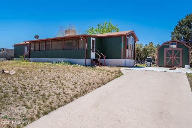 18388 S Frontier Road, Peeples Valley, AZ 86332 (MLS #1038378) :: Conway Real Estate