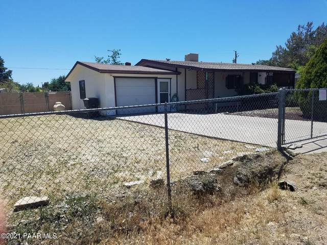 20805 E Black Rock Trail, Mayer, AZ 86333 (#1038401) :: Shelly Watne