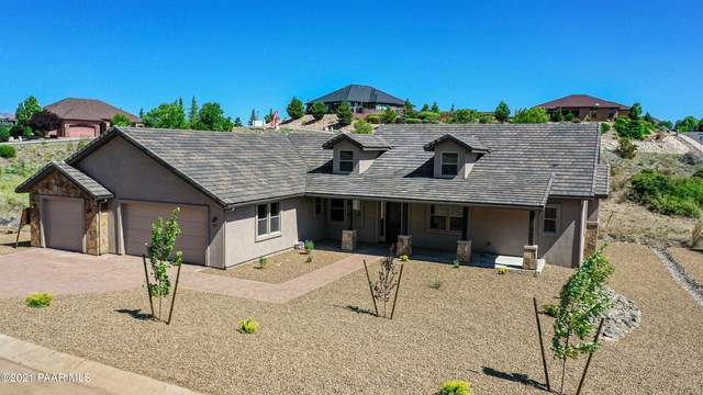 1991 Barrett Drive, Prescott, AZ 86301 (#1038433) :: Prescott Premier Homes | Coldwell Banker Global Luxury