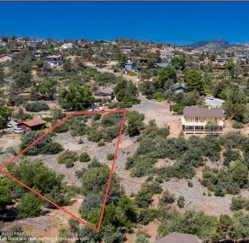 2515 Sandia Drive, Prescott, AZ 86301 (MLS #1038519) :: Conway Real Estate