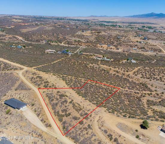 0000 Midnight Sky Drive, Dewey-Humboldt, AZ 86327 (MLS #1038574) :: Conway Real Estate
