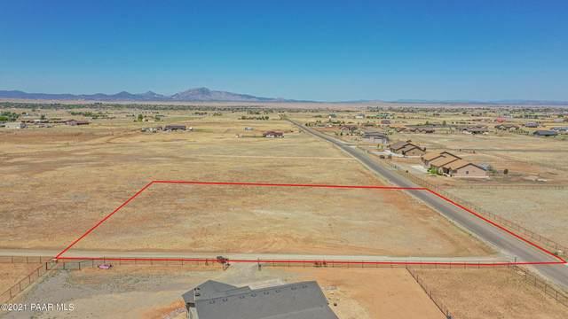 0000 Pronghorn- Lot 1, Prescott Valley, AZ 86315 (MLS #1038618) :: Conway Real Estate
