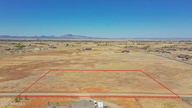 0000 Pronghorn - Lot 2, Prescott Valley, AZ 86315 (MLS #1038620) :: Conway Real Estate