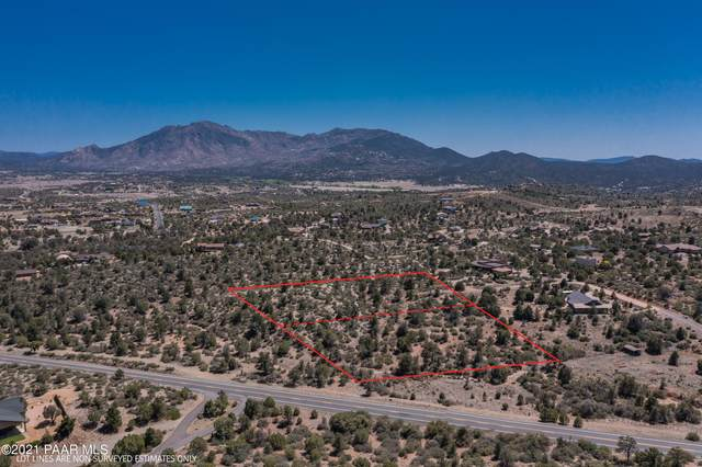12325 N Henrys Way, Prescott, AZ 86305 (MLS #1038706) :: Conway Real Estate