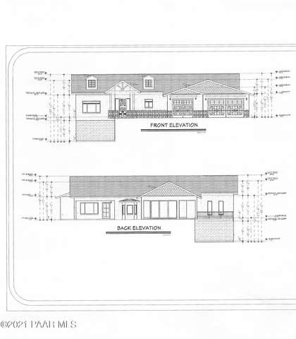 0 E Dawn To Milky Way, Prescott Valley, AZ 86315 (MLS #1038790) :: Conway Real Estate