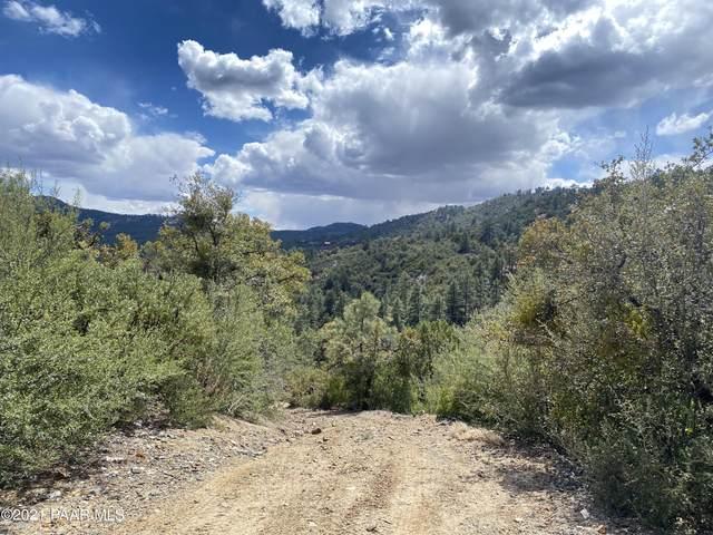 22865 S Gladiator Mine Road, Crown King, AZ 86343 (#1038850) :: Shelly Watne