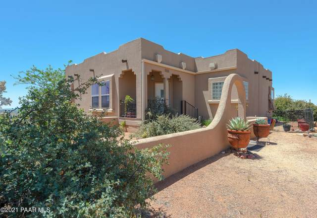 7474 W Parnell Drive, Wilhoit, AZ 86332 (MLS #1038872) :: Conway Real Estate