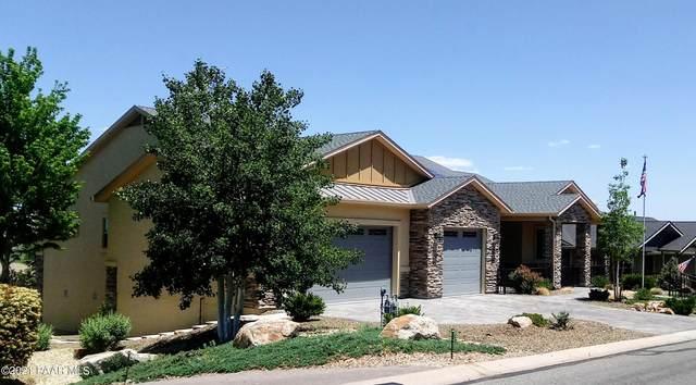 698 N Lakeview Drive, Prescott, AZ 86301 (#1038918) :: Shelly Watne