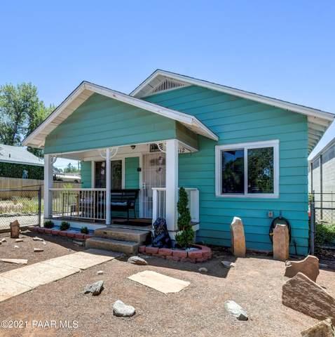 412 N Mount Vernon Avenue, Prescott, AZ 86301 (MLS #1039013) :: Conway Real Estate