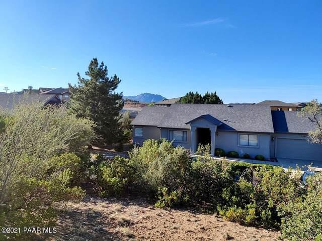 1393 Sierry Peaks Drive, Prescott, AZ 86305 (MLS #1039063) :: Conway Real Estate