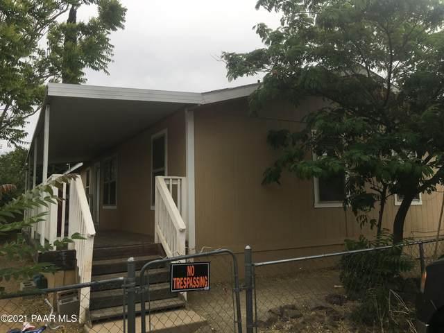 17199 E Lakeview Drive, Mayer, AZ 86333 (MLS #1039096) :: Conway Real Estate
