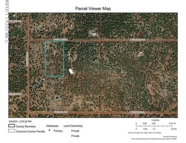 1806 W Picacho Drive, Ash Fork, AZ 86320 (MLS #1039099) :: Conway Real Estate