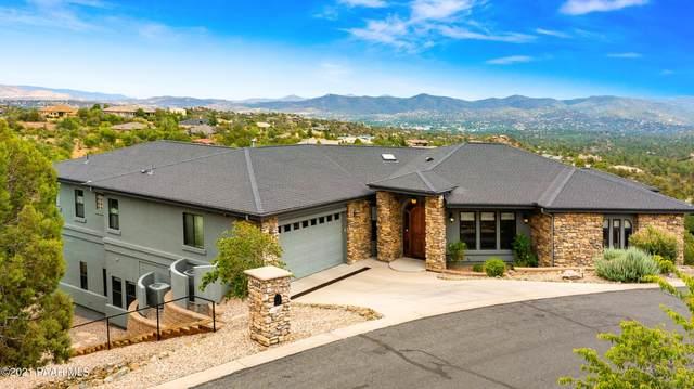 1409 Trailhead, Prescott, AZ 86305 (#1039171) :: Shelly Watne