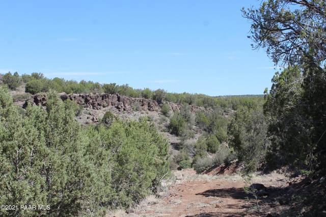 Lot 1327 Sierra Verde Ranch, Seligman, AZ 86337 (#1039262) :: Shelly Watne