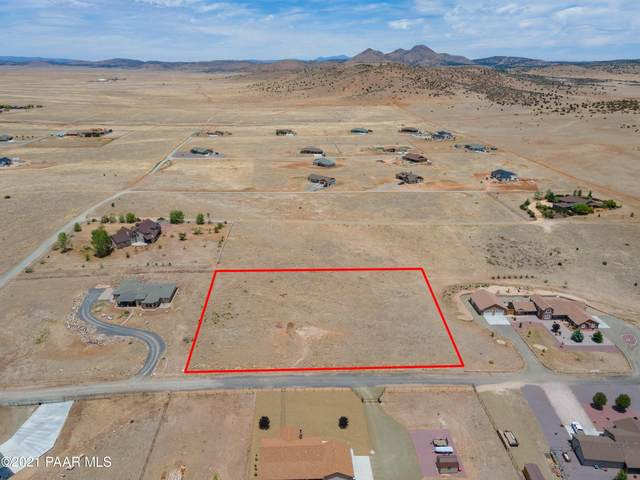 0 E Tessa Lane, Prescott Valley, AZ 86315 (MLS #1039302) :: Conway Real Estate