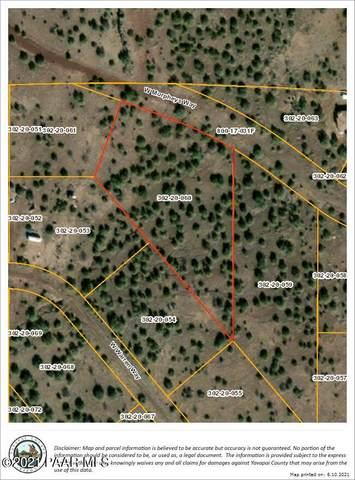1125 W Murpheys Way, Ash Fork, AZ 86320 (MLS #1039315) :: Conway Real Estate