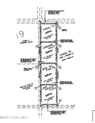 7a-Lot #3 E Pronghorn Lane, Prescott Valley, AZ 86315 (MLS #1039320) :: Conway Real Estate