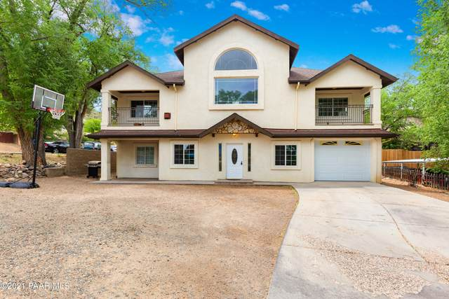 400 S Marina Street, Prescott, AZ 86303 (#1039375) :: Shelly Watne