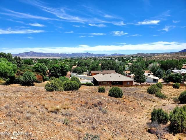 10765 E Old Black Canyon Highway, Dewey-Humboldt, AZ 86327 (MLS #1039378) :: Conway Real Estate