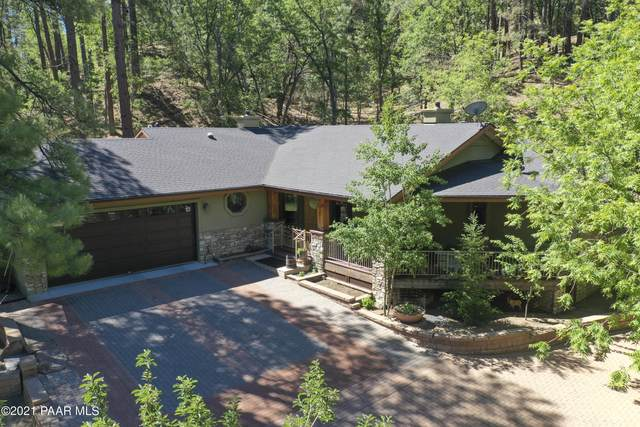 135 S Burton Drive, Prescott, AZ 86305 (MLS #1039424) :: Conway Real Estate