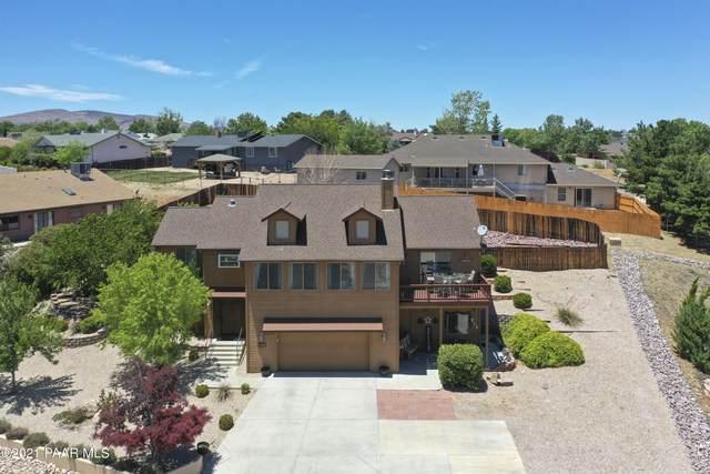 4260 N Tonopah Drive, Prescott Valley, AZ 86314 (MLS #1039432) :: Conway Real Estate