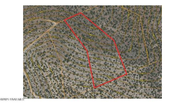 Tbd Honeybear, Seligman, AZ 86337 (MLS #1039433) :: Conway Real Estate