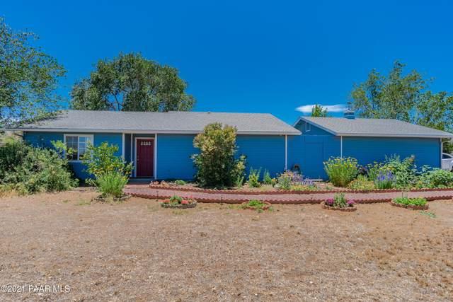 3161 N Valley View Drive, Prescott Valley, AZ 86314 (MLS #1039443) :: Conway Real Estate