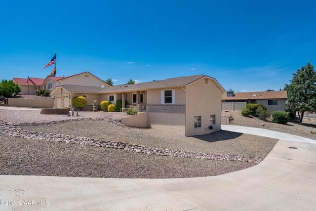 11068 E Western Sunset Drive, Dewey-Humboldt, AZ 86327 (MLS #1039461) :: Conway Real Estate