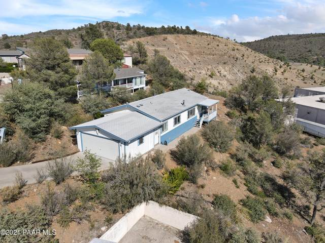 2571 Hilltop Road, Prescott, AZ 86301 (#1039478) :: Shelly Watne